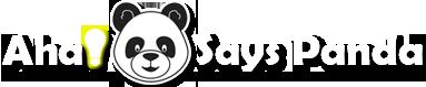 Aha! Says Panda