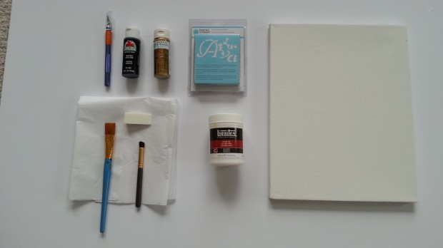 Canvas Supplies
